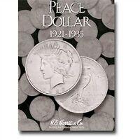 H E HARRIS #2709 Coin Folder Peace Type Dollar Folder 1921-1935