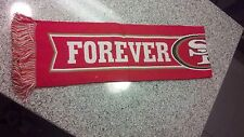 Brand NEW SF 49ers Forever Faithful Scarf With New Gloves!