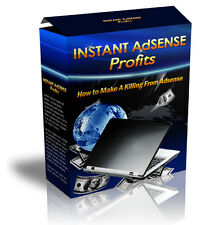 Make Money With ADSENSE.  Transform It Into A Teasure Chest & Make A Killing (CD