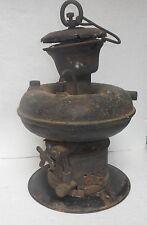 VINTAGE PETROMAX KEROSENE  LAMP 834   MADE IN GERMANY AsIs pmx32