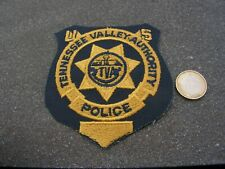 PATCH POLICE ECUSSON COLLECTION  USA   police tennesse