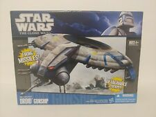 Star Wars The Clone Wars Separatist Droid Gunship NEW IN BOX