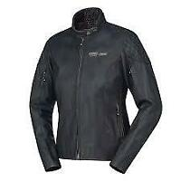 BRP Can-Am Spyder Veronica Ladies Leather Motorcycle Vented Riding Jacket NEW
