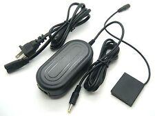 AC Power Adapter + DC Coupler For Fujifilm FinePix F550EXR F600EXR F605EXR F60FD