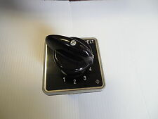 NEW KRAUS & NAIMER ROTARY CAM SWITCH C/ 2DA 231 C2DA231 16A 16 A AMP 500V