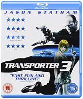 Transporter 3 [Blu-ray] [DVD][Region 2]