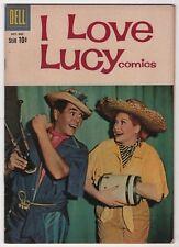 I Love Lucy Comics #29 nice 1960 TV Lucille Ball create-a-lot = combine & save