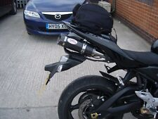 Suzuki B King 07 -2013 Carbon Oval With Carbon Outlet Road-legal MTC Exhausts
