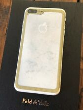 Genuine Hadoro Feld & Volk White Marble iPhone 7 Plus 256GB Extremely Rare NEW