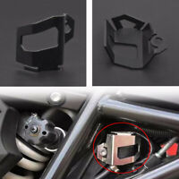 Rear Brake Fluid Reservoir Protector Guard Cover For BMW F800GS Adv F700GS ABS