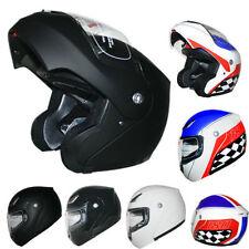 Gloss Men's Scooter Modular, Flip Up Motorcycle Helmets