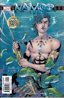 Namor Comic Issue 1 Modern Age First Print 2003 Jemas Watson Larroca Miki Marvel