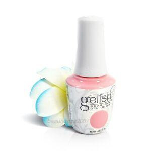 Harmony Gelish UV Soak Off Gel Polish 1110857 Pink Smoothie 0.5oz