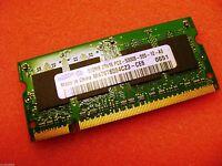 Samsung 512MB DDR2 PC2-5300 * Laptop RAM *  M470T6554CZ3-CE6