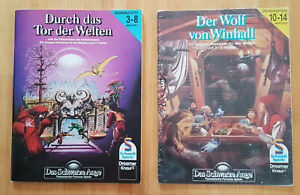 2 DSA-Hefte, Abent. 8, Durch das Tor der Welten, Der Wolf von Winhall