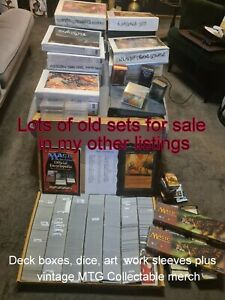 MTG - Magic: The Gathering - Chronicles Incomplete Set - Plus Extras!