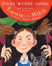 Earwig And The Witch: By Diana Wynne Jones