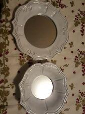 Vietri Incanto Bath Hanging Mirrors