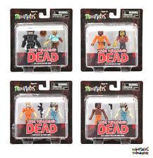 Walking Dead Minimates Series 3 Complete Set