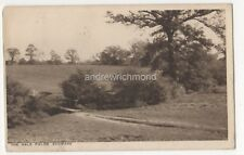 The Hale Fields Edgware Vintage Postcard P Chanell London Middlesex 810b