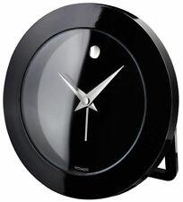 Movado Travel Alarm Clock rbk7m new in box