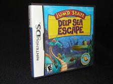 Jumpstart Deep Sea Escape (Nintendo DS)   ***NEW FACTORY SEALED***