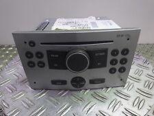 506454 CD-radio sin código Opel Astra H Caravan coche 1.9 CDTI 16v