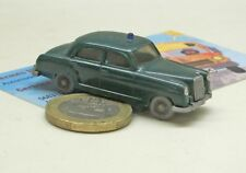 Wiking 1040-7: macchina della polizia, Mercedes Benz 220