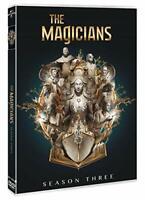 The Magicians-Saison 3 // DVD NEUF