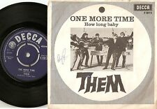THEM BELFAST GYPSIES ONE MORE TIME & HOW LONG BABY DANISH PS+45 65 MOD FREAKBEAT