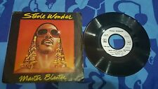Stevie Wonder master blaster  (jammin)  (Dub) press 1980 EMI 45 GIRI USATO