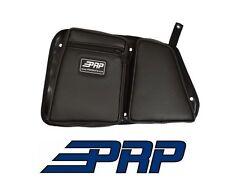 PRP Seats Door Bag w/ Knee Pad - Rear Driver Side Black for 14-17 Polaris RZR