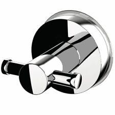 RIDDER Towel Hook Chrome Bathroom Suction Wall Door Clothes Hanger 12110200