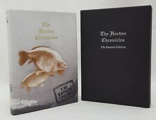 SIGNED LIMITED EDITION The Horton Chronicles carp fishing book Keith Jenkins