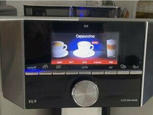 Siemens EQ.9 S700 Extraklasse Kaffeevollautomat