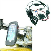 Fil Alimenté 20.5-24.5mm Allongé Tige Support Vélo & Tigra Étui Pour Iphone 7