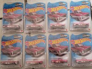 Hot Wheels Legends Tour '83 Chevy Silverado 🚨lot 8🚨 mint