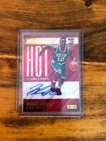2015-16 NBA Hoops Hot Signatures - Terry Rozier Rookie RC Auto INVEST!!