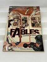 Fables Volume 1, Legends in Exile by Bill Willingham, DC Vertigo Comics 2002