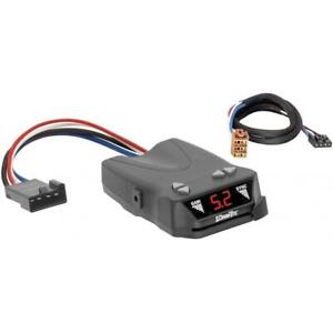 Trailer Brake Control for 01-02 Silverado 1500 2500 HD w/ Plug Play Wiring New