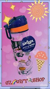 Smiggle City Champs Sports Theme Drink Up Bottle 🏀🥤