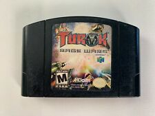 Turok: Rage Wars (Nintendo 64, 1999) - N64 - Cartridge Only!