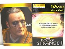 Doctor Strange Movie Trading Card - 1x #106 Movie Card-TCG