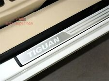 Door sill scuff plate For VW Tiguan 2009 2010 2011 2012 2013 2014  2015 2016