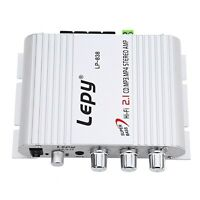 200W Car Auto Amplifier 12V Mini Hi-Fi Audio Radio MP3 Stereo for Car Motorcycle