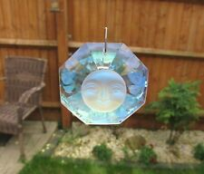 NEW GORGEOUS 50mm AUSTRIAN CRYSTAL SUN CATCHER WITH AURA BORA COATING