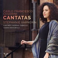Stephanie Varnerin - Cesarini: Cantatas [New CD]