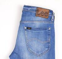 Lee Hommes Daren Slim Fit Jeans Extensible Taille W28 L30 ATZ1600