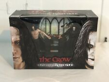 NECA Reel Toys The Crow Reflections Eric Draven 2-Pack Rare Excellent Condition