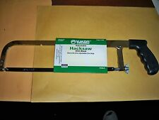 """YUKON  HACK SAW ADJUSTABLE 10""""  & 12"""" WITH  A   12"""" BLADE NEW FREE SHIPPING"""